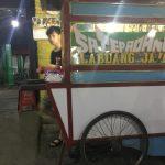 Sate Padang Labuang Jaya belakang BRI Sudirman