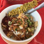 Bubur ayam enak di Bekasi