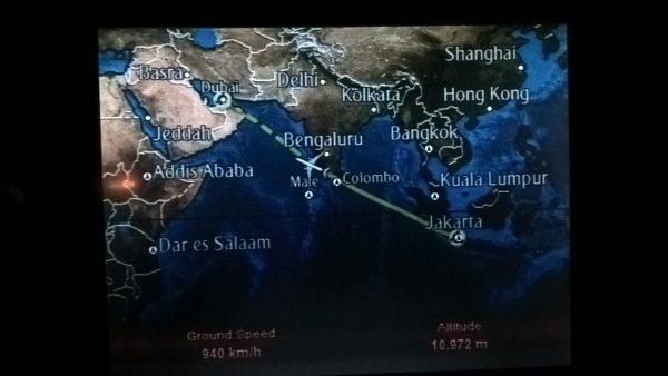 Maskapai Penerbangan terbaik di dunia 2018 Garuda di peringkat 9
