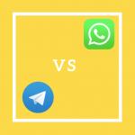 Apakah benar Telegram lebih aman dari pada Whatsapp ?
