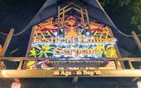 Festival kuliner serpong 2018 bertema pesona bumi Borneo