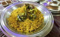 Nasi biryani enak di restaurant Hadramout Jalan Tambak Jakarta