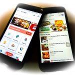 Persaingan Go Food dan Grabfood di bisnis pesan-antar makanan