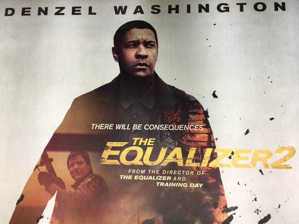 Rekomendasi film bagus minggu ini The Equalizer2