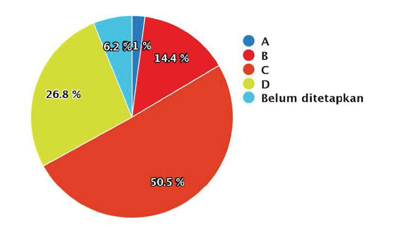 Data Rumah Sakit Seluruh Indonesia dengan Info grafik