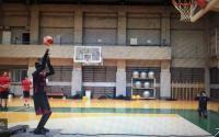 Toyota Cue Robot yang Jago Banget Main Bola Basket