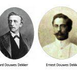 Dua Douwes Dekker yang mewarnai sejarah Bangsa Indonesia